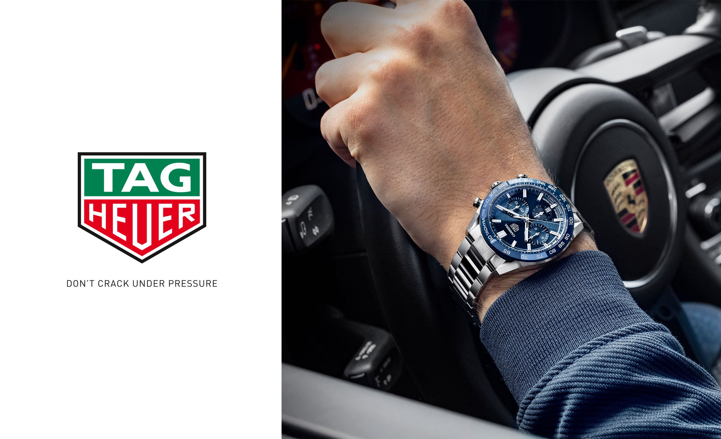 TAG Heuer Carrera - The heart and soul of motorsports since 1963